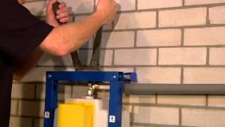 WISA Montagevideo - WISA XS inbouwsysteem toilet
