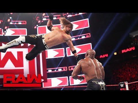 Styles, Reigns & Rollins vs. Lashley, McIntyre & Corbin: Raw, April 15, 2019