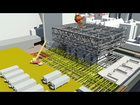 Synchro Software 4D BIM/VDC Construction Project Management
