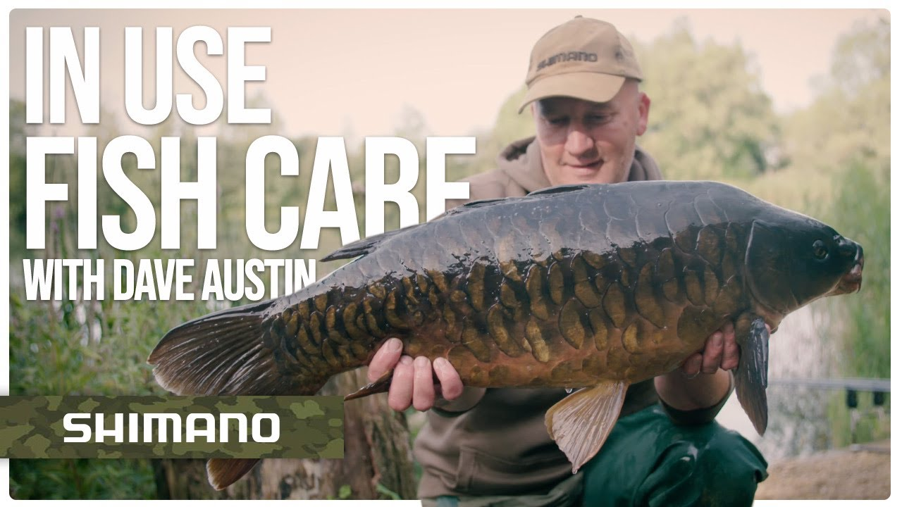 Trench gear sling in-use tutorial - FISH CARE | Shimano Tribal Europe