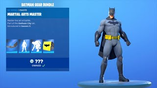 *NEW* Batman BUNDLES LEAKED..! (Batman Skin Returning?) Fortnite Battle Royale