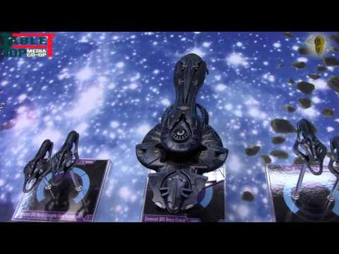 Halo The Fall of Reach - Halo Fleet Battle 01