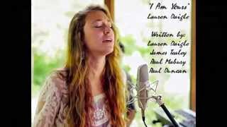 Lauren Daigle - I Am Yours