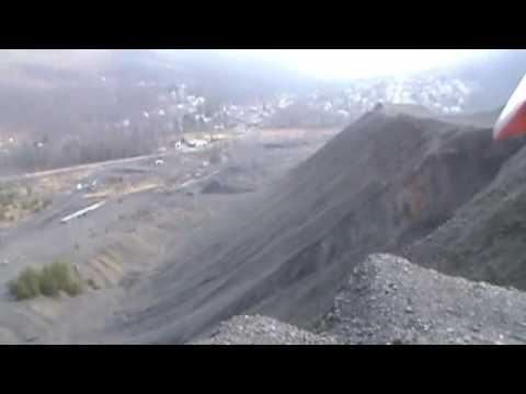 Trevorton Hill Climbing KTM 525
