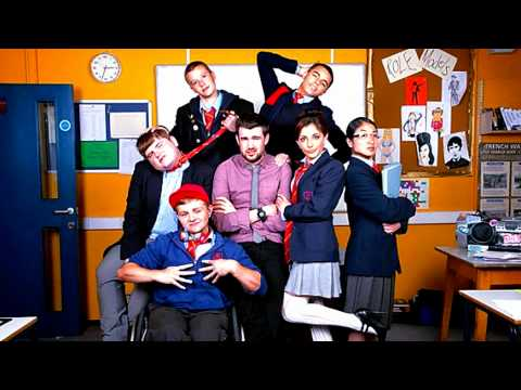 Bad Education - Vince Pope - Theme Song HD EXTENDED EDITION