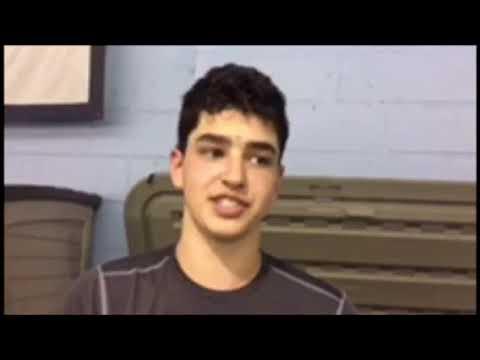 Oscar Worob, Montclair Kimberley Academy, Player Interview