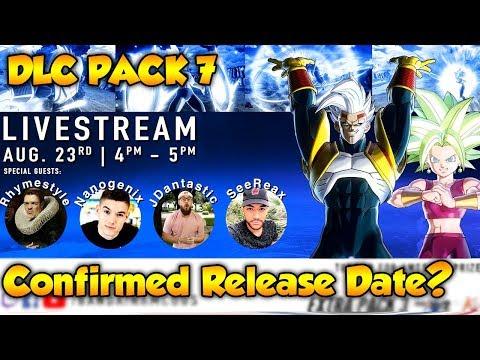 DLC 7 CONFIRMED RELEASE DATE?! Free Update, Kefla, & Baby Vegeta! - Dragon Ball Xenoverse 2