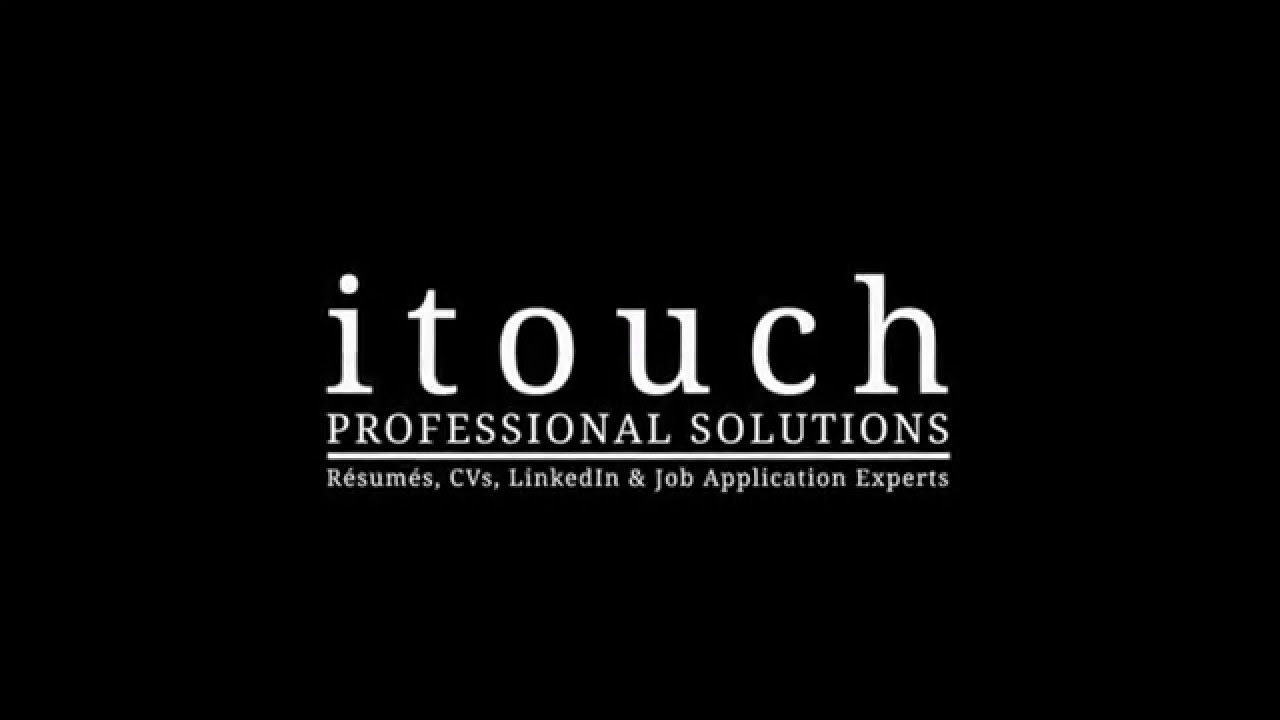 Professional resume solutions