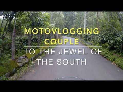Motovlogging Couple   Ride to the Jewel of the South   Episode 1