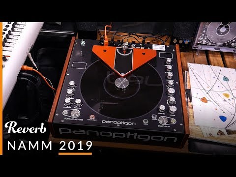 The Panoptigon with Quilter Labs at NAMM 2019 | Reverb