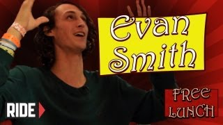 Evan Smith Tortures Nyjah Huston, Hits His Head, and More on Free Lunch