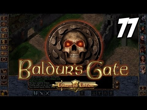 Baldur's Gate: Enhanced Edition [Part 77] - Ulgoth's Beard  