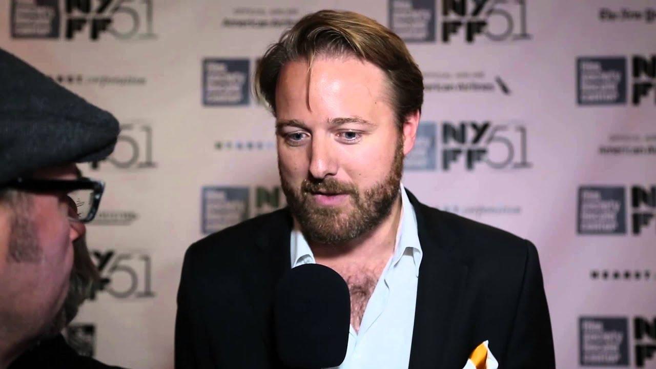 "NYFF51: ""Cloud Chamber"" | Frederik Roose Øvlisen Red Carpet Interview"