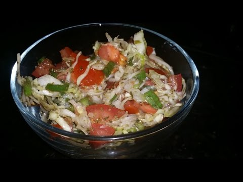 How To Make Mexican Cabbage Salad- John D Cabral- Cabral's Cooking Chronicles Episode 5