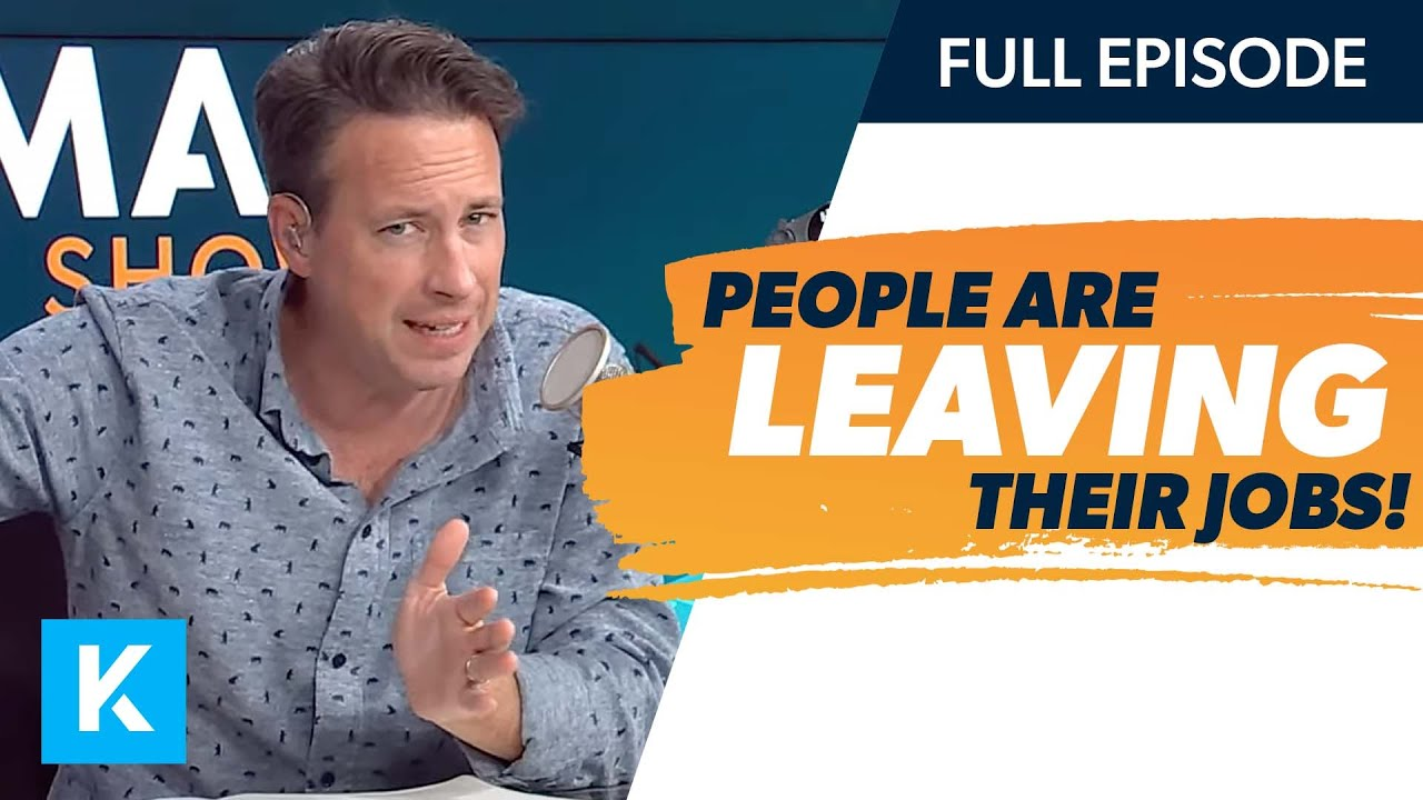 Why Most People are Leaving Their Jobs