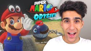 DIT IS ZO VET! - Super Mario ODYSSEY