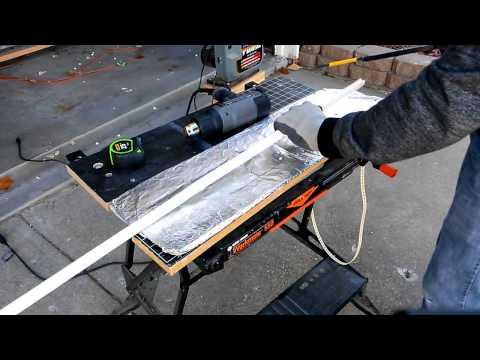 Building the PVC Fiberglass-Reinforced Recurve