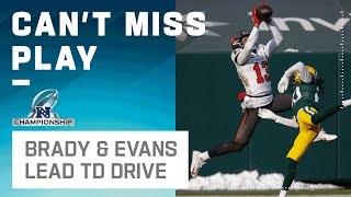 Brady's Connection w/ Mike Evans Is REAL