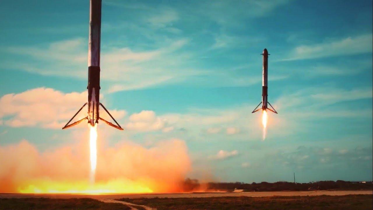 SpaceX Falcon Heavy- Elon Musk's Engineering Masterpiece