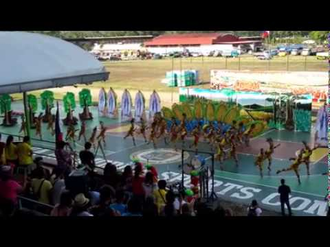 Naliyagan Festival 2015 Street Dancing Competition Municipality Of Veruela (Grandslam Champion)