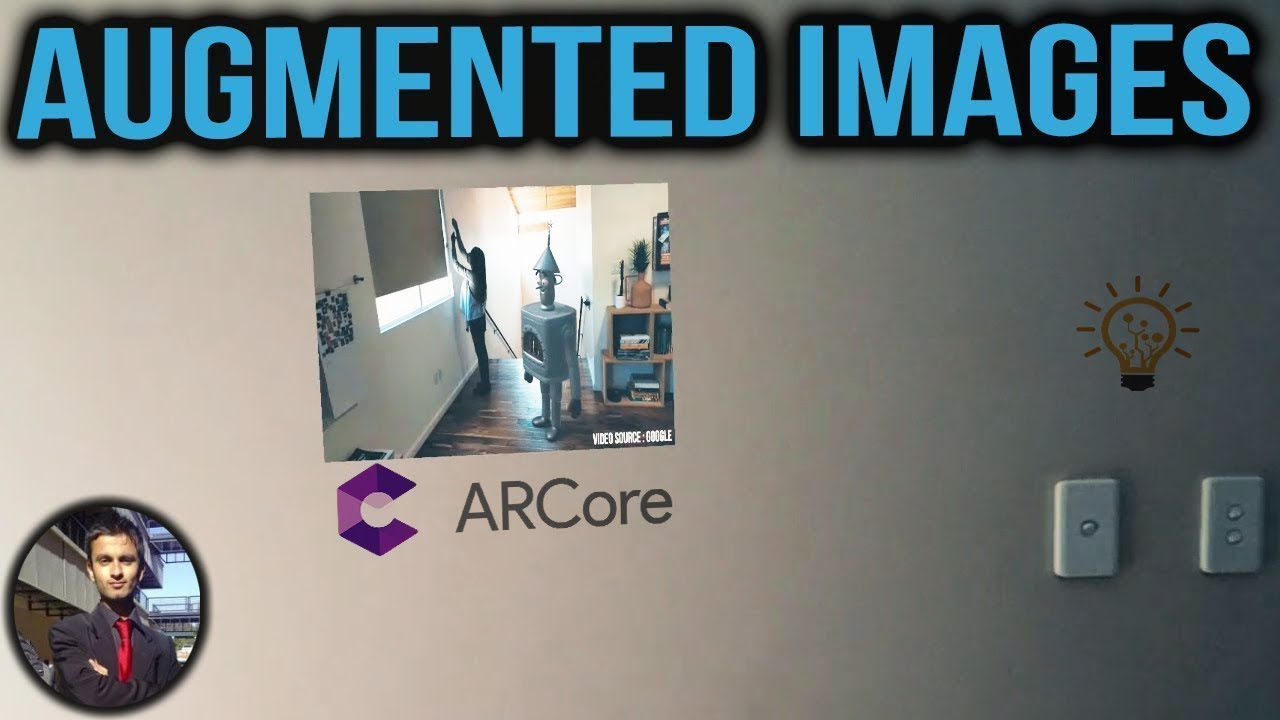Augmented Images - Video on Wall in ARCore 1 2 Tutorial