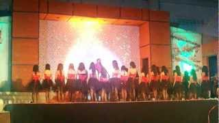 CTU Night 2012 Burlesque Presentation