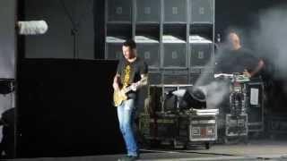 Maroon 5 - Adam Levine's Guitar Solo (Rock In Rio 2012, Lisboa)
