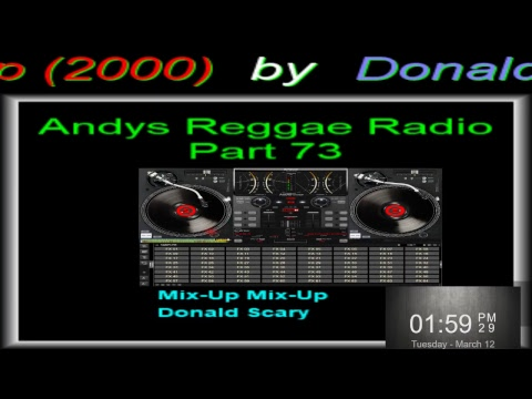 Andys Reggae Radio-Part 73
