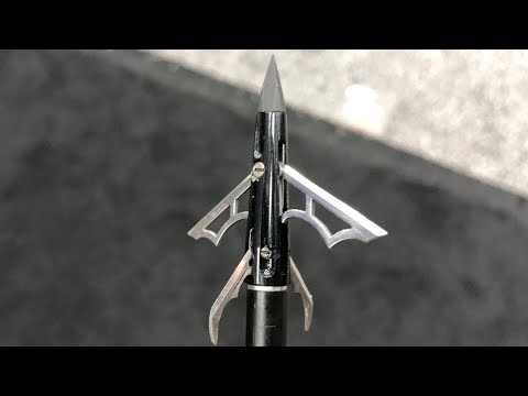 NAP Dark Night Broadhead: ATA 2019 Mp3