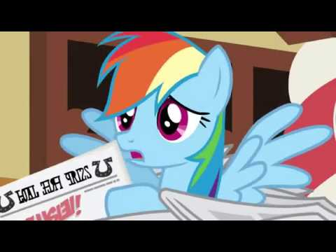 Rainbow Dash Best Moments Season 1-3