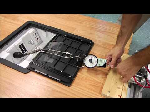 Wiremold Evolution Floor Box Nonmetallic Mounting Bracket