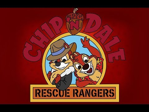 Мультфильм спасатели чип и дейл спешат на помощь