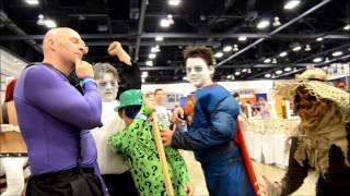 Albuquerque Comic Expo 2014: Music Video