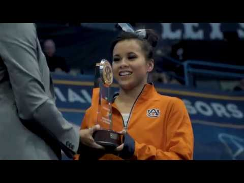 Auburn University Sports - Auburn Gymnastics: Sam Cerio takes 'Student-Athlete' to next level