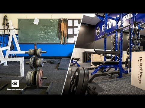 Cancer Survivor Wishes to Rebuild Weight Room | Lift Life Foundation