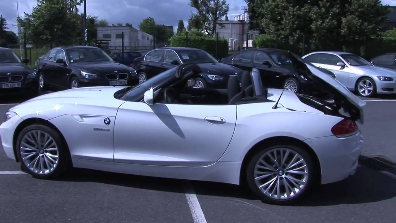 Essai Bmw Z4 2010 Youtube