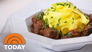 Traditional Beef And Vegetable Goulash Recipe Perfect For Fall | TODAY