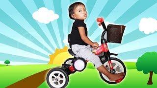 Kring Kring Ada Sepeda ❤ Lagu Anak Indonesia Populer