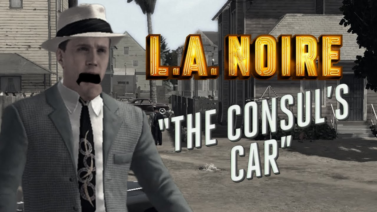 The Fast And The Curious L A Noire Gameplay Part 3 Youtube