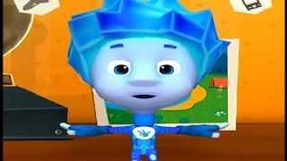 фиксики приключения нолика #5– Детский игровой мультик для детей!