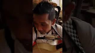 virall!!! musisi jalanan mendesain alat musik lengkap dan memainkannya sendiri