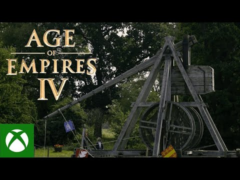 Age of Empires IV - Hands on History The Trebuchet