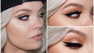 GET YOUR WING ON FLEEK | Winged Eyeliner Tutorial | Brianna Fox
