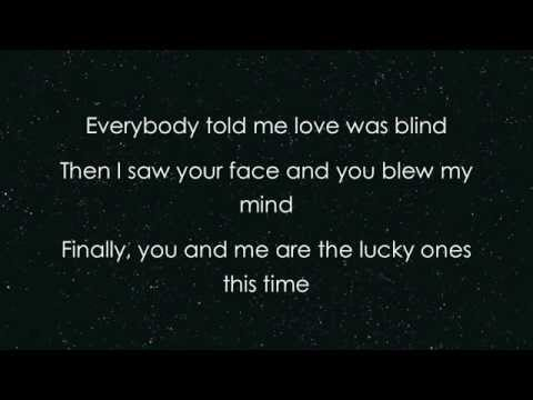 Lana Del Rey  Lucky Ones LYRICS ON SCREEN