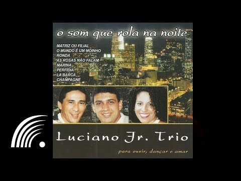 Luciano Jr. Trio  - Amor Amor / Ao Pôr do Sol - O Som Que Rola na Noite, vol.1 - Oficial