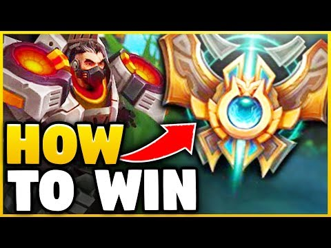 WTF? DARIUS IS #1 TOP LANE WORLD?! HERE IS HOW TO WIN EVERY GAME WITH HIM! - League Of Legends
