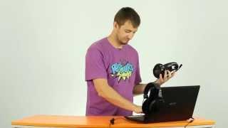 обзор наушников Sennheiser PC 350