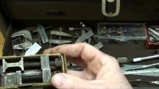 Machinist Toolbox Tour Part 3 Of 4 Tubalcain