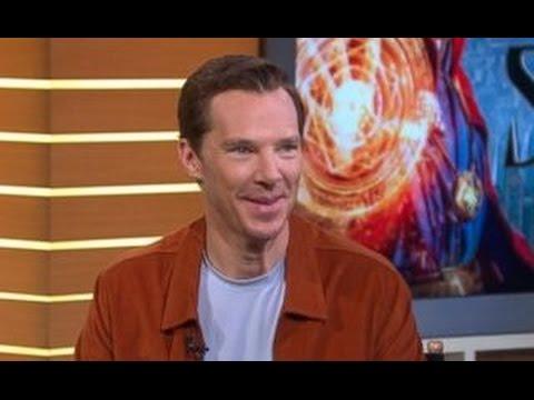 Doctor Strange | Benedict Cumberbatch Interview on GMA