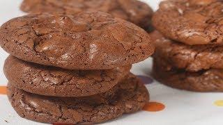 Brownie Cookies Recipe Demonstration - Joyofbaking.com